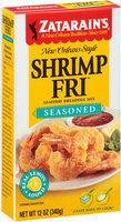 Zatarain's® Shrimp-Fri™ Seasoned Seafood Breading Mix 12 oz. Box
