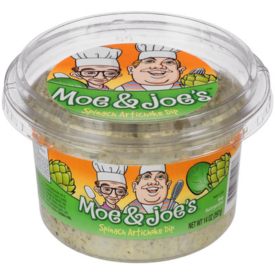 Moe & Joe's™ Spinach Artichoke Dip 14 oz. Tub