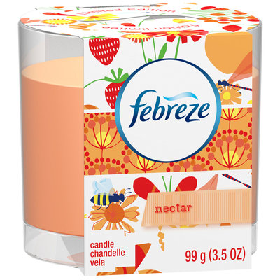Febreze® Nectar Air Freshener Candle 3.5 oz. Sleeve
