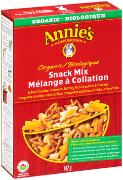 Annie's Homegrown® Organic Snack Mix 142g Box