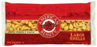 American Beauty  Large Shells 16 Oz Bag