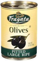 Fragata Spanish Pitted Large Ripe Olives 6 Oz Pull-Top Can
