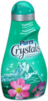 Purex® Crystals Fresh Mountain Breeze™ In-Wash Fragrance Booster 48 oz. Bottle