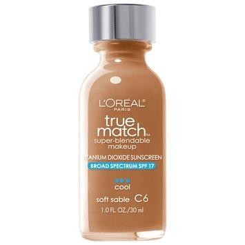 L'Oréal True Match Super-Blendable Makeup