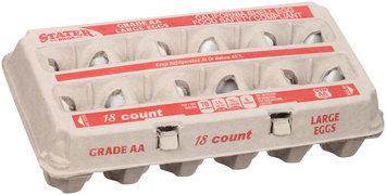 Stater Bros.® Grade AA Large Eggs 18 ct Carton