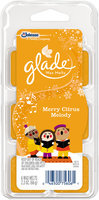 Glade® Holiday Collection Wax Melts Merry Citrus Melody 6 ct Tray