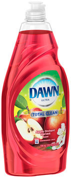 Dawn Ultra Dishwashing Liquid Apple Orchard Harvest