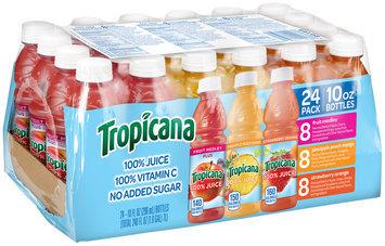 Tropicana® Variety Pack Juice 24 - 10 fl. oz. Plastic Bottles