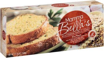 Mamma Bella's® Multigrain Garlic Toast 11.75 oz. Box