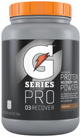 Gatorade® G Series™ Pro 03 Recover Chocolate Protein Recovery Shake Powder 68.8 oz. Container