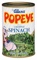 The Allens Popeye Chopped Spinach