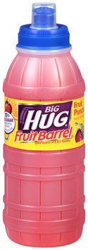 Big Hug® Fruit Barrel® Fruit Punch Fruit Drink 16 fl. oz. Bottle