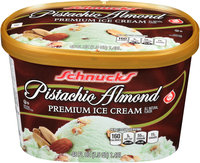 Schnucks® Pistachio Almond Ice Cream, 48 fl. oz. Carton