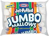 Jet-Puffed Extra Large Jumbo Mallows Marshmallows