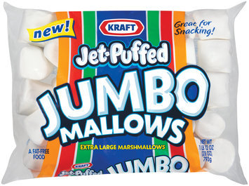 Jet-Puffed Extra Large Jumbo Mallows Marshmallows