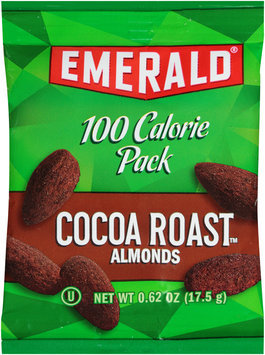 Emerald® 100 Calorie Pack Cocoa Roast™ Almonds 0.62 oz. Pouch