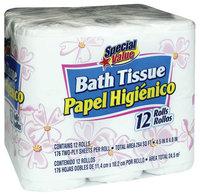 Special Value Bathroom Tissue