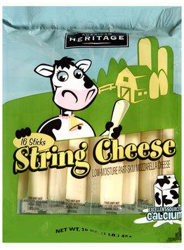 American Heritage® Mozzarella String Cheese