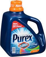 Purex® Plus Clorox2® Stain Fighting Enzymes Sunny Linen™ Laundry Detergent 128 fl. oz. Plastic Jug