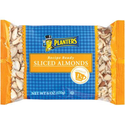 Planters Sliced Almonds 6 Oz Bag