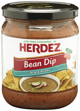 Herdez® Black Beans Bean Dip 15 oz. Jar