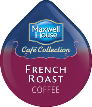 Tassimo Maxwell House Cafe Collection French Roast Coffee 16 Ct Bag