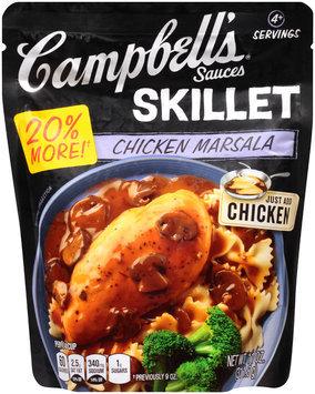 Campbell's® Skillet Sauces Chicken Marsala 11 oz. Packet