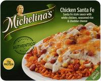 Michelina's® Authentico® Chicken Santa Fe 7.5 oz. Tray