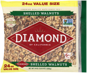 diamond of california® shelled walnuts