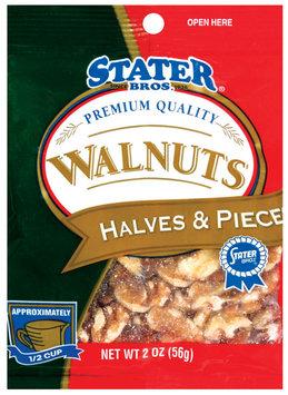 Stater Bros. Halves & Pieces Walnuts