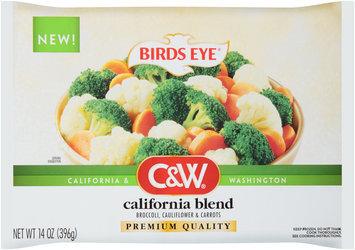 Birds Eye® C&W® Broccoli, Cauliflower & Carrots California Blend 14 oz. Bag