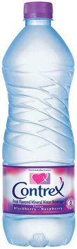 Contrex Blackberry Raspberry Natural Mineral Water 1L Plastic Bottle