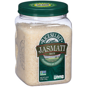 RiceSelect™ Jasmati® Rice 48 oz. Jar