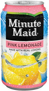 Minute Maid® Pink Lemonade 12 fl. oz. Can