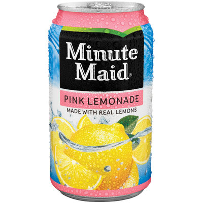 Minute Maid® Pink Lemonade 12 fl. oz. Can