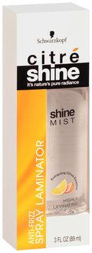 Citre Shine Shine Mist Highly Laminating Anti-Frizz Spray Laminator 3 fl. oz. Bottle