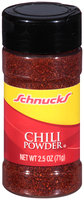 Schnucks® Chili Powder 2.5 oz. Shaker