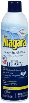 Niagara® Heavy Spray Starch Plus 20 oz. Aerosol Can
