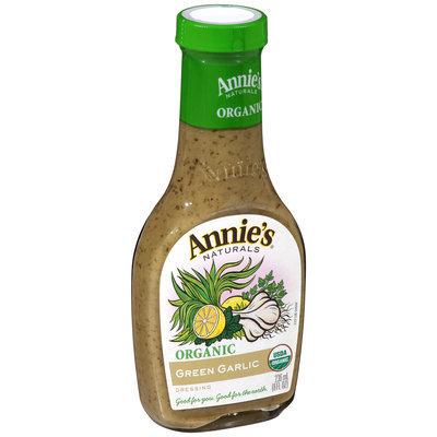 Annie's Naturals® Organic Green Garlic Dressing 8 fl. oz. Bottle