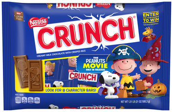 Nestlé CRUNCH Halloween Fun Size 21 oz Bag