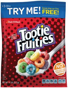 Malt-O-Meal® Tootie Fruities® Cereal 11 oz. Bag