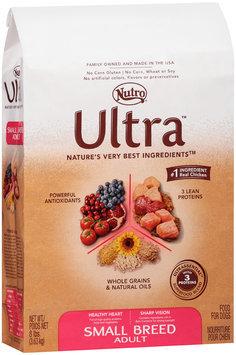 Nutro® Ultra™ Small Breed Adult Dog Food 8 lb. Bag