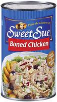 Sweet Sue Boned Chicken 50 Oz Can