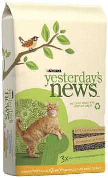 Purina Yesterday's News Unscented Original Texture Cat Litter 5 lb. Bag
