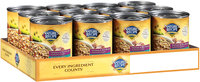 Nature's Recipe® Healthy Skin Venison & Rice Recipe Homestyle Ground Dog Food 13.2 oz. Can