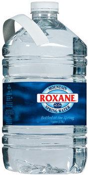 Roxane® All Natural Mountain Spring Water