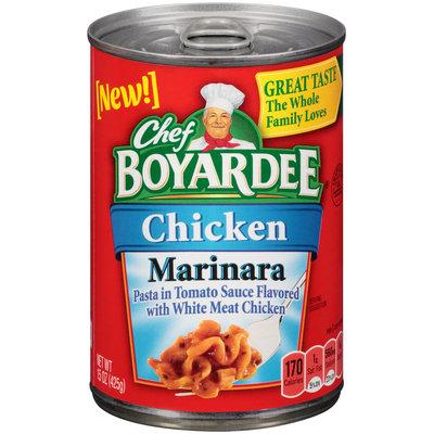 Chef Boyardee® Chicken Marinara 15 oz. Can