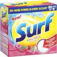 Surf Powder Aloha Splash 80 Loads Laundry Detergent 104 Oz Box