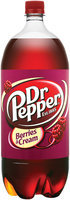 Dr. Pepper® Berries & Cream Soda