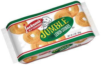 Jackson's Old Fashioned® Jumble Lemon Cookies 11 oz. Pack